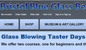 Bristol Blue Glass - Glass blowing courses in Bristol