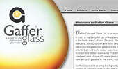 Gaffer Glass - blowing and casting suppliers